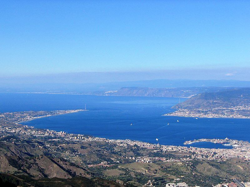 Messina – stretto-di-messina