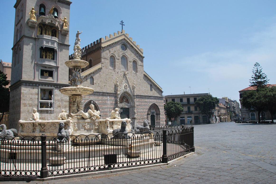 Messina- Walking Tour 11-fontana-orione
